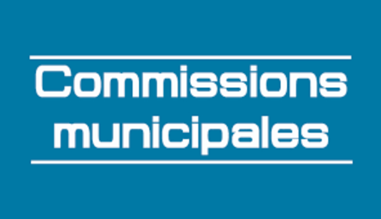 Commissions Municipales 2020 / 2026